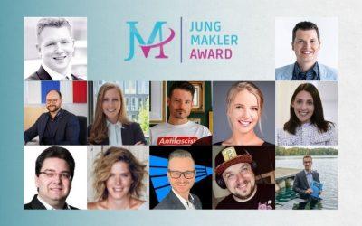 JungmaklerAward 2021: 12 Kandidaten im Rennen um den Thron!